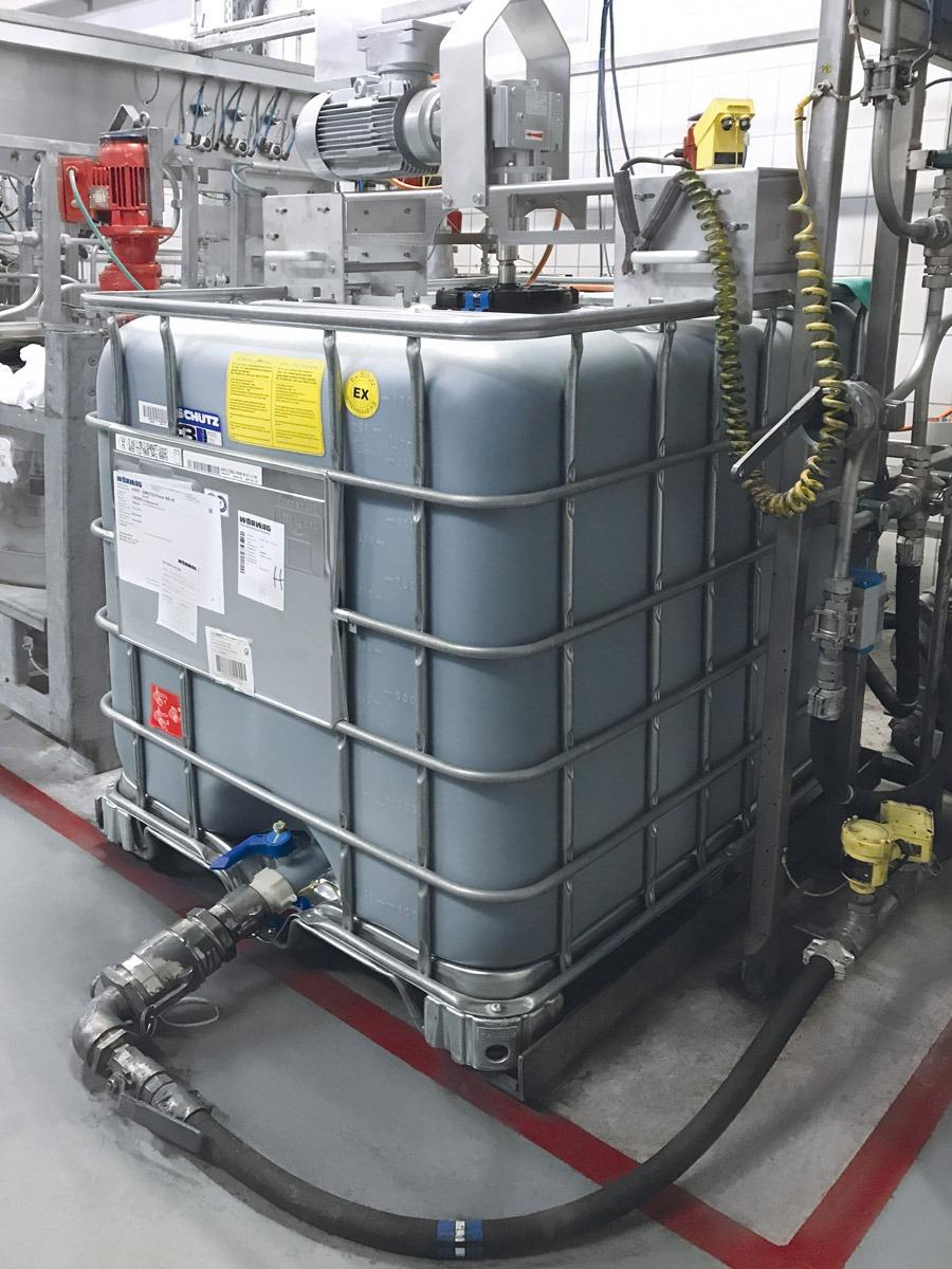 Química e Derivados, IBC Schütz Cleancert oferece alta segurança, sem silicone